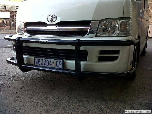 Kombi Bullbars In South Africa Panelvan Bull Bars